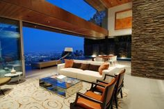 Image having this view from your living-room. Nice!