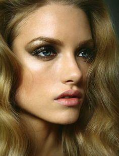 #make-up #eyes #glamour, exxomakeup, makeup, models, beauty