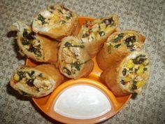 Knock off of Chili's Southwestern Eggrolls