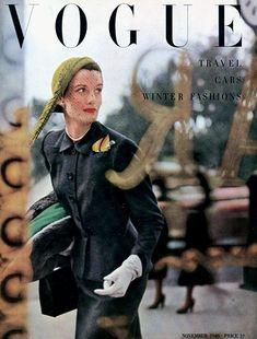 November 1949 Vogue