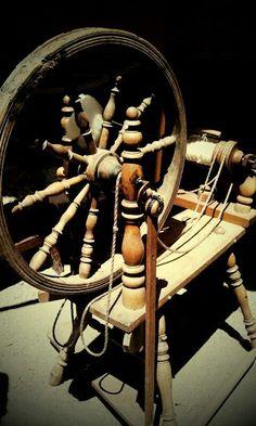 Spinning wheel!