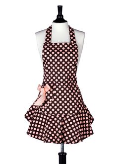 Jessie Steele Aprons - Retro Chic Styles for the Kitchen