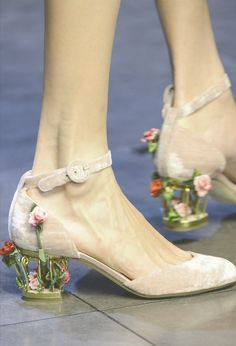 Shoes at Dolce & Gabbana F/W 2013
