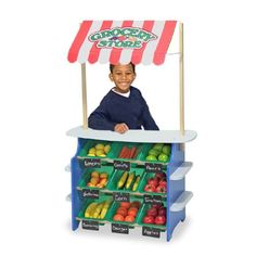 Melissa & Doug 4070 Deluxe Grocery Store / Lemonade Stand