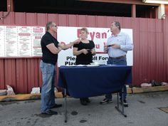 Go behind the scenes of this week's #RestaurantImpossible from Bryan's Smokehouse.