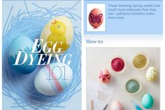 Martha Stewart Eggs App: totally worth a download for lots of ideas.