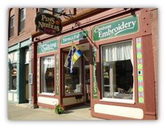 Yarns, Wool, Fabrics and Quilting Supplies in Farmington, Maine - Pins & Needles