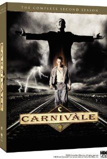 """Carnivàle (TV Series 2003–2005) TV_MA  60 min  -  Drama 