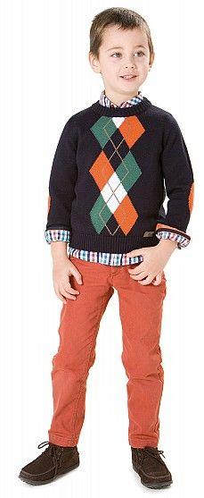Perfect Boys Fall outfit! #fallfashion #thanksgiving #holiday #kidsfashion Pili Carrera - USA - Boy Collections