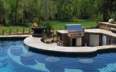 10 amazing swimming pools we'd love in our backyard   #BabyCenterBlog