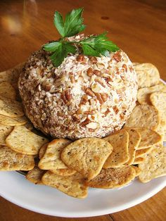 pineapple-cheeseball
