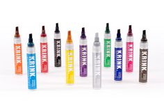 Krink K-71 Permanent Ink Markers