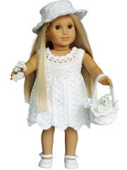 "crochet 18"" dolls"