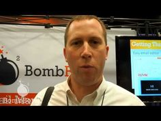 Customer Mike Guimares of Pembroke, Massachusetts stops by to explain how and why he uses video email to connect with his agents, as well as clients  |  BombBomb Video Email Marketing Software: www.BombBomb.com