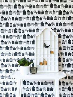 Wallpaper by Roddy & Ginger