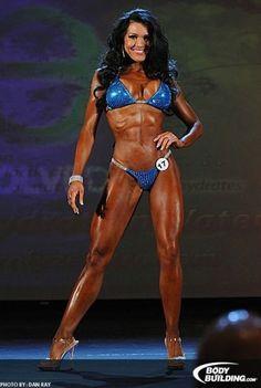 IFBB Bikini Jennifer Andrews