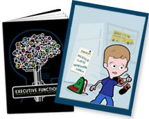 Download for free ebook, Executive Function 101 from National Center for Learning Disabilities