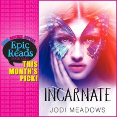 Check out this month's Epic Reads Book Club pick, INCARNATE! http://a.pgtb.me/cNqz