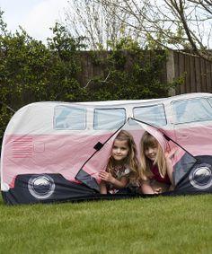 Pink Volkswagen Play Tent