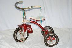 vintage 1960s tricycle