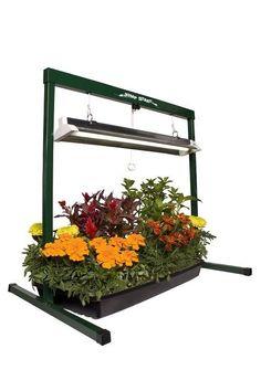Hydrofarm Grow Light System Plants Get Your Garden Growing