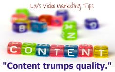 Your video's message is far more important than your video's production values.  If you offer compelling content, video quality becomes secondary.  Focus on your content first!  Find more tips and resources at http://www.loubortone.com