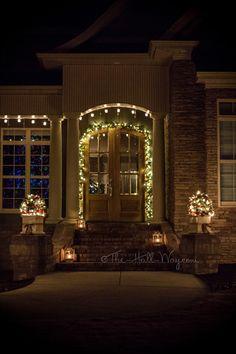 Exterior Christmas D