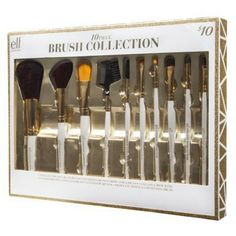 This ultra-luxe brush set is the perfect secret Santa present