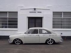 white Fastback image