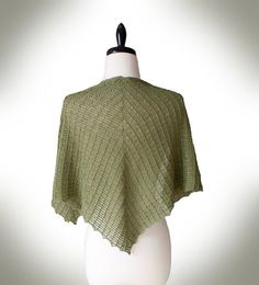 #Crochet Shawl Pattern
