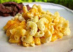 OMG Mac and Cheese   Plain Chicken