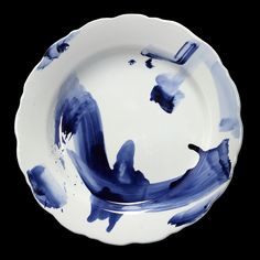 Marcel Wanders | product design & interior design. Delft blue plate