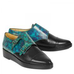 designer shoes, flat