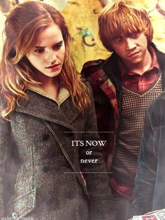 Now or Never #Romione