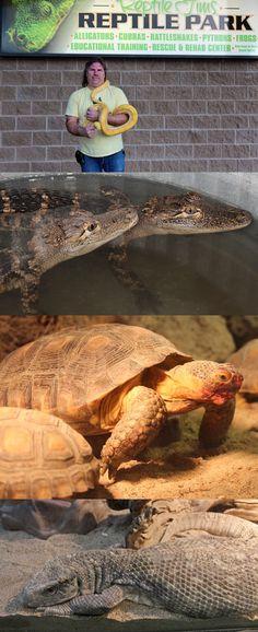 Reptile Jim's Reptile Park