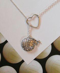 Volleyball jewelry.
