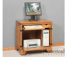 Miniature Petite Computer Armoire. http://homesteadfurnitureonline.com/secretary-desk_miniature-petite-computer-armoire.html