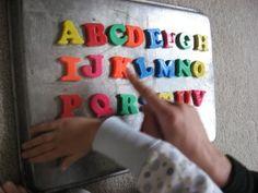 Amazing Alphabet Activities: Car Alphabet, Letter Hunt, Magic Letter Writing, Letter Pizza, Muffin Tin Letter Match, Custom Alphabet Book