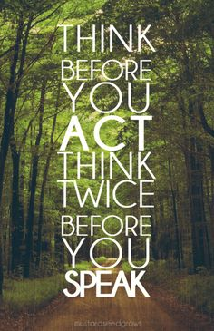 Very good advice.
