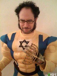Jewish Wolverine!!!!!!! LOVE