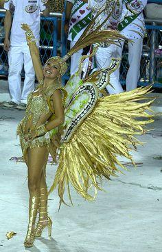 Desfile na Marques de Sapucai. 2011, Rio de Janeiro.