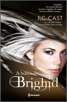 Partholon: Brighid's Quest by P. C. Cast (2010, Paperback)