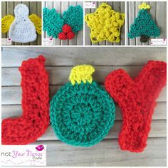 Knot Your Nana's Crochet: Christmas MCAL (Information)