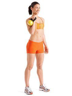 Beginner Kettle Workout
