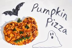 Pumpkin Pizza from Hungry Sauce