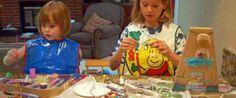 DIY summer camp ideas for kids