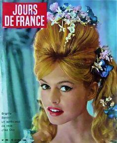 Brigitte Bardot  Jours de France, 1960