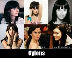 Omg! Cylons are real! #battlestar galactica #cylons