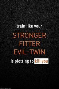 . evil twin