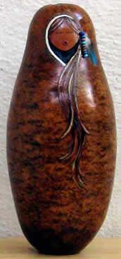 gourd galleri, gourd art